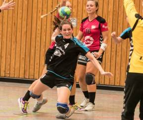 Handball der Damen: Hanna Abberger